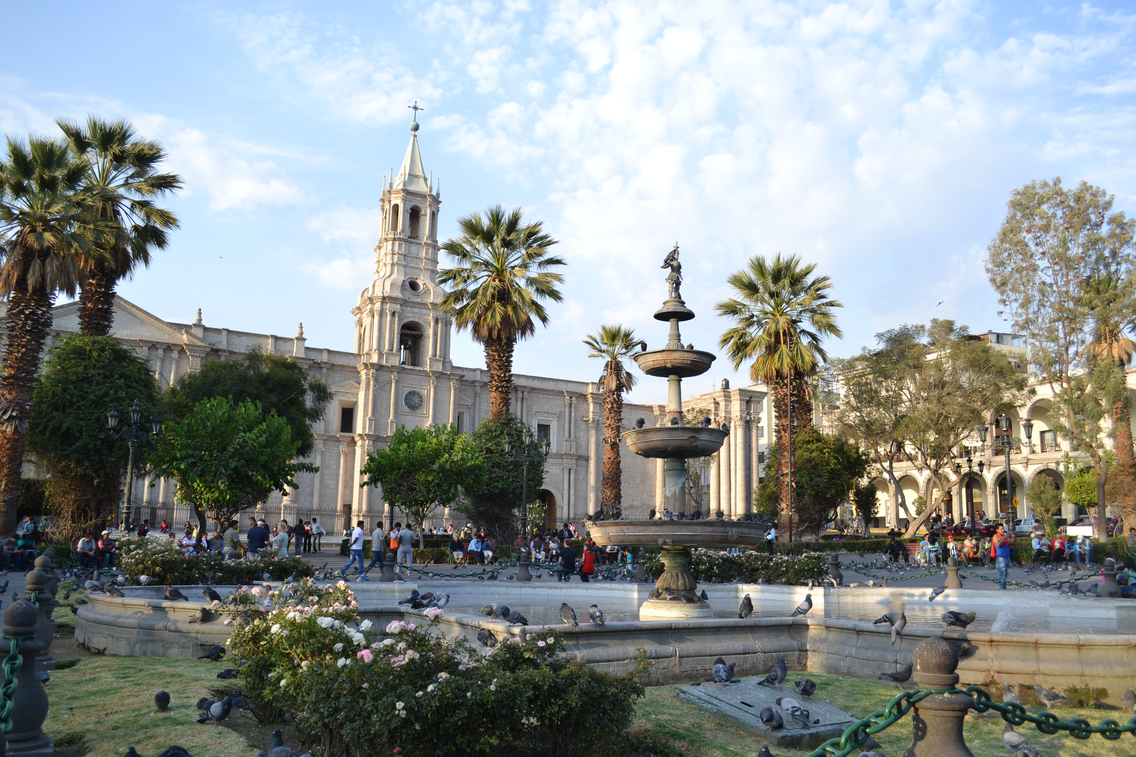 how to get from cusco to arequipa